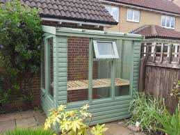 Greenhouse Shed Designs by Potting Shed Apex Timber Buildings