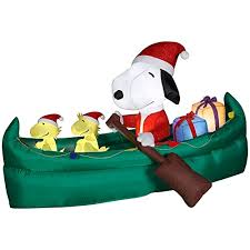 Snoopy Outdoor Christmas Decorations Snoopy Outdoor Christmas Decorations A Nostalgic Outdoor