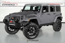 kevlar jeep paint used 2015 jeep wrangler unlimited starwood custom for sale