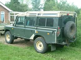 land rover safari roof 109