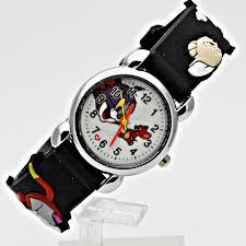 10pcs sale watch tom jerry child watch silicon cartoon