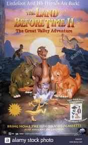 land ii valley adventure poster