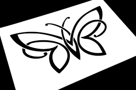 butterfly stencils plus many other stencil designs laser craft