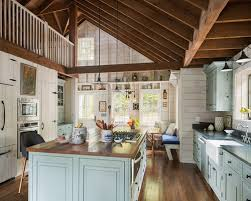 Cottage Style Kitchen Design - large kitchen design ideas entrancing design cottage style