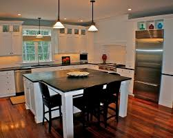 kitchen table island combination kitchen island dining table combo 3238 manger id es inside