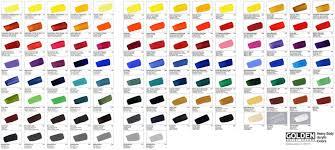 golden paint color chart ideas basic color mixing chart paint