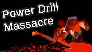 power drill massacre warning terrifying youtube