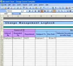 Project Project Management Change Request by Download Change Control Template Business Project Management