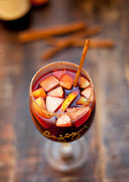 thanksgiving sangria recipe autumn apple sangria with cinnamon u0026 apple cider hostess with