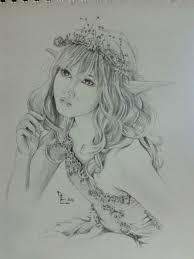 fairy sketch by artistiko07 on deviantart