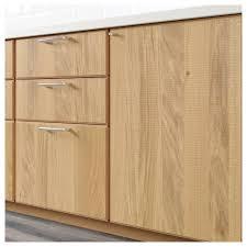 hyttan drawer front oak veneer 40x10 cm ikea