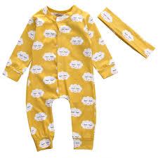 newborn jumpsuit baby romper clothing newborn baby sleeve