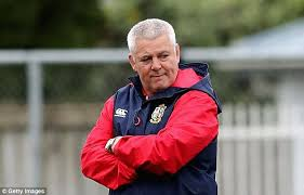Farrell On The Bench Picks Warren Gatland Picks Call Ups For Lions Bench Vs Chiefs Daily