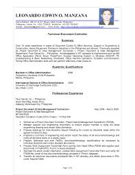 Computer Technician Sample Resume by Resume Leonardo Edwin Manzana Tdcb Uae