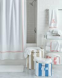 Designer Shower Curtains Fabric Designs Designer Shower Curtain Neiman