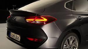 hyundai i30 fastback interior u0026 exterior full review youtube