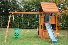Pergola Swing Set Plans by Awesome Small Backyard Swing Set Pics Decoration Ideas Amys Office