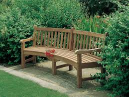 Curved Outdoor Benches Barlow Tyrie Glenham Curved Bench 1glr28