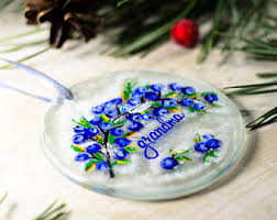 grandmother ornament etsy