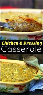 best 25 chicken and dressing casserole ideas on
