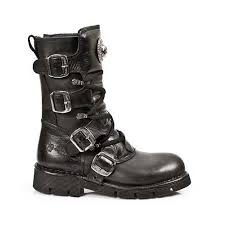 comfortable motorcycle riding boots black new rock comfort light boots m 1473 s1