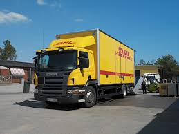 scania becoming main supplier to dhl in europe scania group