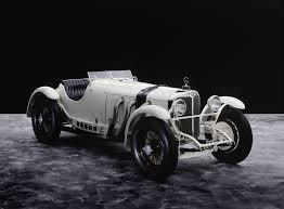 mercedes ssk 1930 mercedes ssk milestones