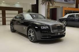 rolls royce wraith inside rolls royce wraith in diamond black and jubilee silver arrives in