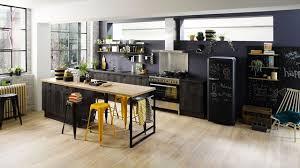 id ilot cuisine cuisine avec lot central 43 id es inspirations kitchens ilot table