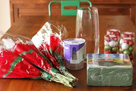 How To Make Floral Arrangements Step By Step Easy Flower Arrangement For The Holidays And Beyond U2013 Unsophisticook