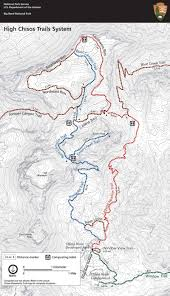Ccw Map The Outer Mountain Loop Faq And Planning Tips