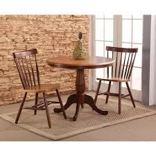 hillsdale furniture montello 3 piece old steel dining set