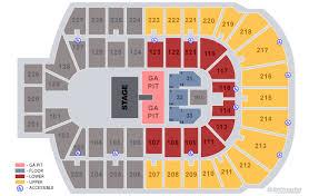 Ellis Park Floor Plan Blue Cross Arena Rochester Tickets Schedule Seating Chart