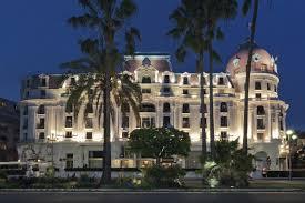 les hotels de siege hôtel le negresco à réserver un hôtel de luxe sur la