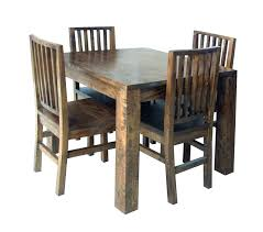 Solid Wood Dining Table And Chairs Hangrofficial Com