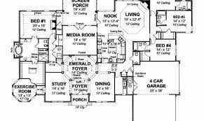 house plans with media room inspiring 1 bedroom house plans with basement 15 photo home