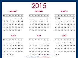 25 colorful new year 2015 calendars creativemisha