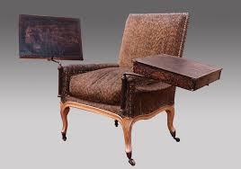 fauteuil de malade charles françois normand menuisier du 18e siècle anticstore