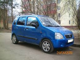 suzuki wagon r 0 7 2001 auto images and specification