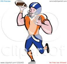 nfl player clipart 31