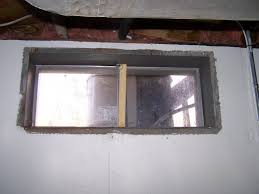 unthinkable basement window metal frame how to replace a in