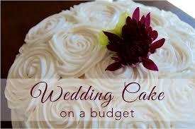 wedding cake on a budget diy wedding cake on a budget the diy lighthouse