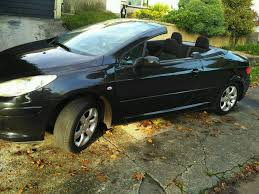 cheap cars peugeot cheap nice car peugeot 307 cc swap or best offer in plymouth