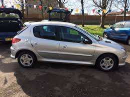 peugeot sports cars for sale used 2005 peugeot 206 sport s 5dr for sale in fareham hampshire
