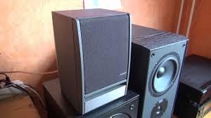 speaker home theater murah bose model 141 speakers youtube
