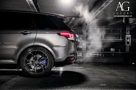 range rover svr black ag luxury wheels range rover sport svr forged wheels