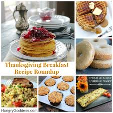 thanksgiving day breakfast recipe up the hungry goddess
