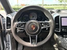 Porsche Cayenne Hybrid Mpg - 2017 used porsche cayenne s e hybrid platinum edition awd at