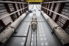 spacex u0027s falcon 9 rocket is about to launch from a pad used for