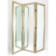 Retractable Room Divider by Elegant 3 Panel Folding Room Divider Screen With Iron Hinges